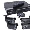 Swann 8-Channel Security System with 4 HD Cameras