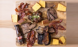 QueYou: $99 for American BBQ Meat Pack from QueYou - Melbourne Pick-Up or +$20 for Nationwide Delivery (Up to $164 Value)