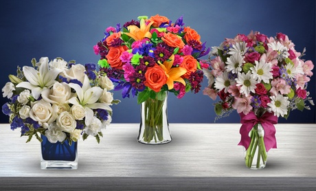 Vibrant Flowers from Blooms Today (50% Off)