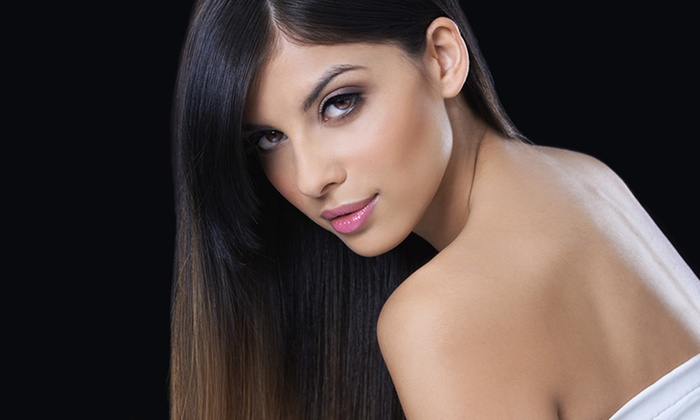 Shaggy's Salon - Mesa: Women's Haircut with Option of Highlights or All-Over Color, or Brazilian Blowout at Shaggy's Salon (Up to 61% Off)