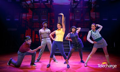 "image for ""A Bronx Tale The Musical"" on Broadway (Tickets Available to Purchase Through June 21)"
