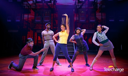 A Bronx Tale The Musical on Broadway (Tickets Available to Purchase Through November 22)