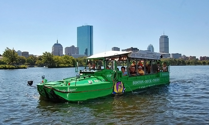 Reviews Boston Duck Tours