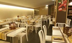 Oro in Tavola Pizza & Maccarun: Pizza a scelta, antipasto, dolce e birra per 2 o 4 persone da Oro in Tavola Pizza & Maccarun (sconto fino a 69%)