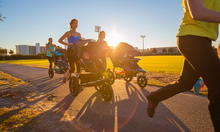 One Month of Unlimited Baby Boot Camp Classes at Baby Boot Camp (Up to 80% Off)
