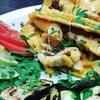 Menu messicano e Chianti