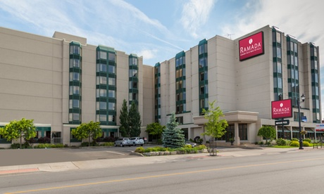 Stay with Family Package at Ramada by Wyndham Niagara Falls Near the Falls, ON