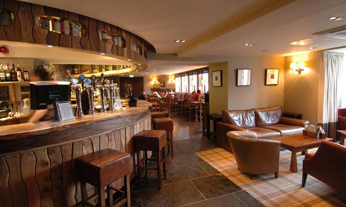 Two-Course Lunch for Two, Four or Six at The Inn on Loch Lomond