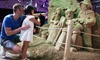 Fantasy in Sand - Arlington: Sand Sculptures and Play Area for Adult or Child at Fantasy in Sand (Up to 43% Off)