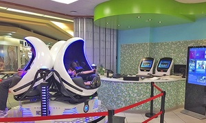 3D Experience for One, Two, or Three at VR Centre (Up to 57% Off)
