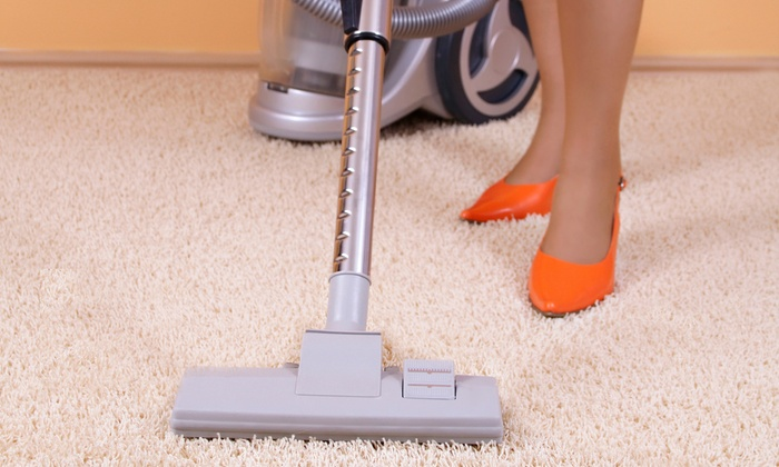 House Cleaning by Lolita - Washington Metro Area: Carpet Cleaning for One, Two, or Three Rooms or One Room and Sofa from House Cleaning by Lolita (Up to 68% Off)