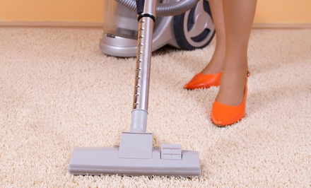Carpet Cleaning for One, Two, or Three Rooms or One Room and Sofa from House Cleaning by Lolita (Up to 68% Off)
