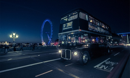 Edniburgh, York or London Bus Tour with Guidebook from The Ghost Bus Tours (35% Off) (Edinburgh)