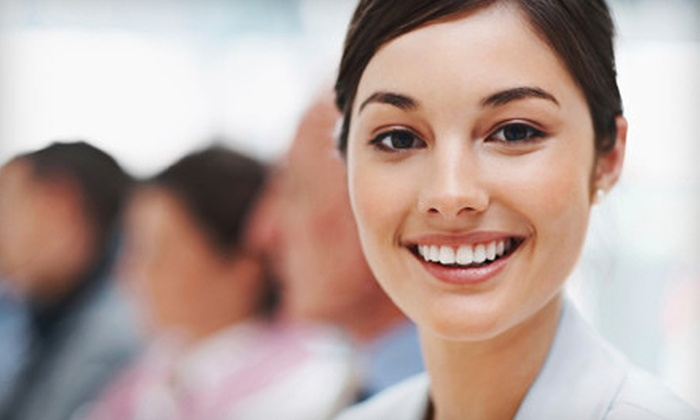 Gulf Coast Smiles - Cape Coral: $119 for a Zoom! Teeth-Whitening Treatment with Exam and X-rays at Gulf Coast Smiles (Up to $775 Value)