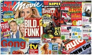 King Media GmbH: VIP-Mitgliedschaft für ein kostenloses Jahresabo einer Zeitschrift nach Wahl bei King Media