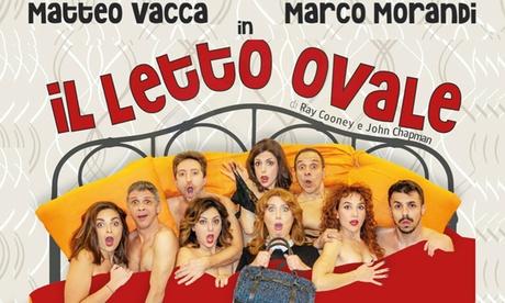 Il letto ovale, dal 12 febbraio all'1 marzo al Teatro Tirso de Molinadi Roma (sconto fino a 32%)