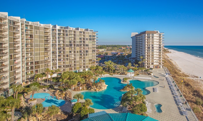 Edgewater Beach and Golf Resort - Panama City Beach, FL: Stay at Edgewater Beach and Golf Resort in Panama City Beach, FL. Dates into July.