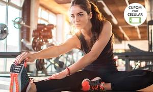 Studio Fitness Feminino: 1, 3 ou 6 meses + matricula (treino circuito Hiit/funcional) no Studio Fitness Feminino - Prox. Shop. Prado
