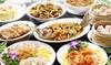 (本館)活カキの黒椒ソース、特製海鮮麻婆豆腐等11品コース