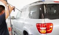 Lotus-Komplett-Pflege, optional mit Poliertrocknungbei TOP WASH Autopflege (bis zu 40% sparen*)