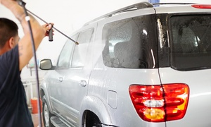 Burwood Car Wash: Quick Wash ($7.95) or Superior Full Detailing Package ($129) at Burwood Car Wash (Up to $249 Value)