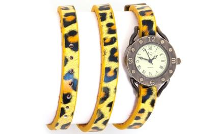 Reloj Leopardo para mujer
