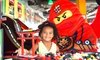 40% Off Admission to LEGOLAND Discovery Center Atlanta
