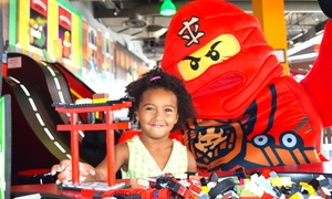 Up to 46% Off Tickets at LEGOLAND Discovery Center Atlanta at Legoland Discovery Center Atlanta, plus 6.0% Cash Back from Ebates.