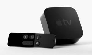 Apple TV 32GB or 64GB (4th Generation) with Siri Remote (Refurbished)