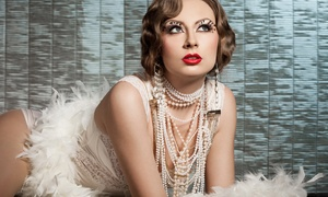 St. Petersburg Nights: Big Bang Burlesque Show for Two or Four from St. Petersburg Nights at The Bella Room (Up to 46% Off)
