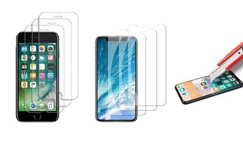 3-Pk Screen Protector for iPhone