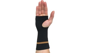 Copper Aid Compression Wrist Sleeve (2-Pack)