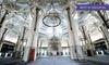 Moschea di Roma - Visita guidata con Sotterranei di Roma: Moschea di Roma - Visita guidata per 2 persone con Sotterranei di Roma (sconto 44%)