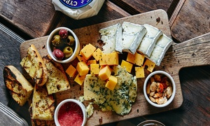 Vista Kitchen & Bar: Up to 41% Off Cheese and Wine Tasting  at Vista Kitchen & Bar