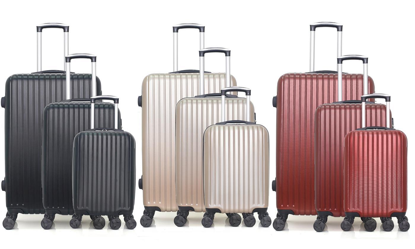 Hero Three-Piece Rila Luggage Set