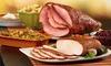 5% Cash Back at HoneyBaked Ham