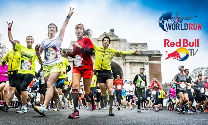 REDBULL ITALIA: Wings for Life World Run by Red Bull, l'unica corsa dove il traguardo è dietro di te. Corri e sostieni la ricerca!