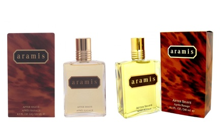 Aramis Aftershave Splash For Men from £22.99