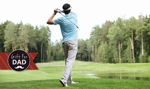 Helensvale Community Golf Club: Round of Golf + Cart & Beer: 2 (From $29) or 4 (From $57) People at Helensvale Community Golf Club (From $57.20 Value)