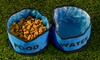 PETMAKER Collapsible Travel Pet Bowl Set (2-Pack): PETMAKER Collapsible Travel Pet Bowl Set (2-Pack)