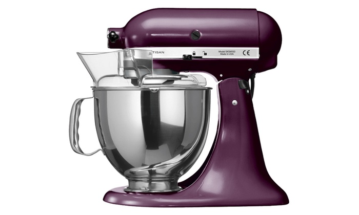 kitchenaid k chenmaschine artisan groupon goods. Black Bedroom Furniture Sets. Home Design Ideas