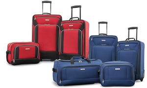 American Tourister Fieldbrook Luggage Set (3- or 4-Piece)