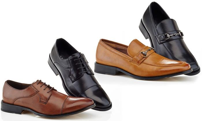 Buy1Get1 Adolfo Mens Dress Shoes | Groupon Goods