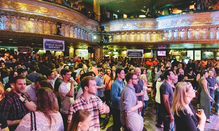 Local Brews Local Grooves - House of Blues Chicago: Local Brews, Local Grooves on Friday, October 23, at 4:30 p.m.