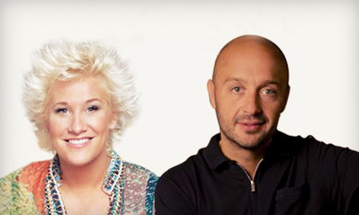 Count Basie Theatre presents Appetite - Count Basie Theatre: Count Basie Theatre Presents Appetite with Anne Burrell on September 6 or Joe Bastianich on September 7 (Up to Half Off)