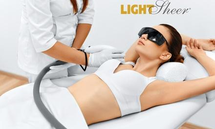 Depilacja laserowa: do 40 zabiegów