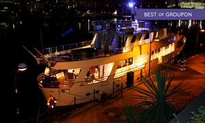 Luxury Yacht Stay For Up to Ten