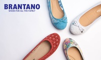 Shoes and Bags Online or In-Store at Brantano Footwear  (Up to 50% Off)