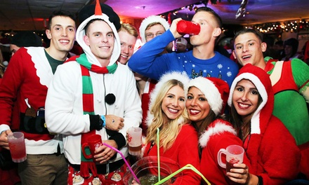One or Two Tickets to Philadelphia Santa Crawl 2018 on December 8 (Up to 78% Off)