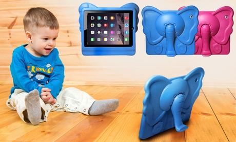 Funda protectora infantil en forma de elefante para iPad 2, 3 y mini